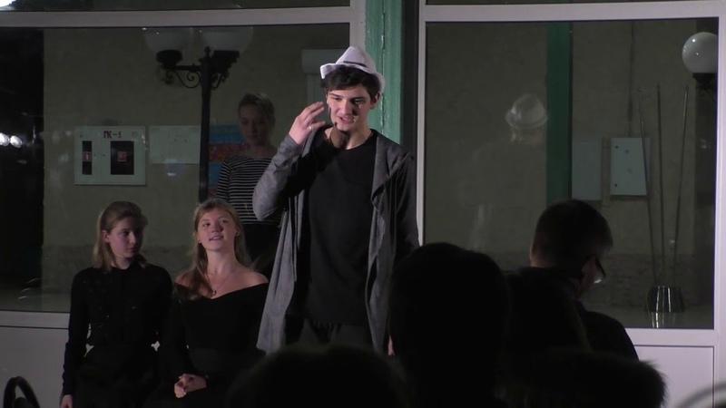 Мертвые души, ЧАСТЬ 2, режиссёр -Виктория Пучкова.