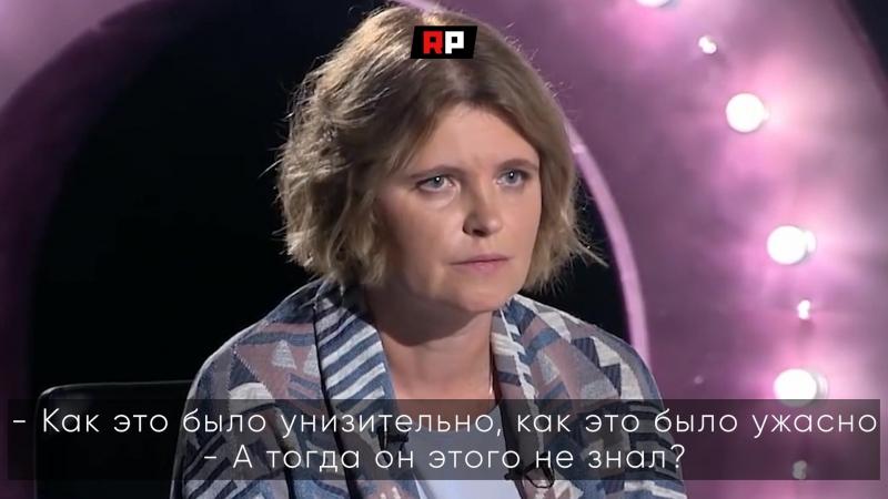 Авдотья Смирнова: О беспределе бандитов Чубайс узнал из сериала Бригада