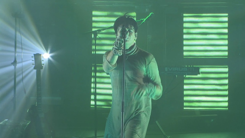 Gary Numan - Down in the Park (Live at Brixton Academy)