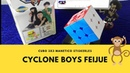 REVIEW CUBO RUBIK CYCLONE BOYS FEIJUE STISKERLES MAGNETICO CAPITULO 2