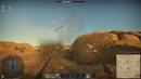 War Thunder Chieftain Marksman Финская Имба xD