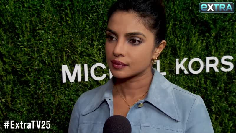 Baby Fever Priyanka Chopra Reacts to Meghan Markle's Pregnancy Announcement