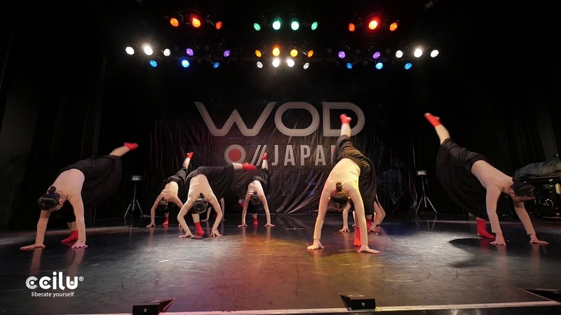 N'ism | 2nd Place Team | Winners Circle | World of Dance Osaka Qualifier 2019 | WODOSK19