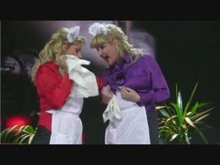 МИРАЖ (Наталия ГУЛЬКИНА и Маргарита СУХАНКИНА) - Прощай (2008 Суперстар)