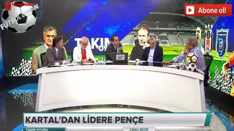 Beşiktaş 2 1 Başakşehir Rıza Çalımbay Takım Oyunu Yorumları