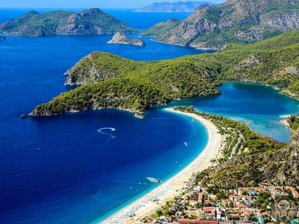 Сказочно красивые места Турции
