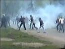 Запорожцы в Донецке 30 апреля 2005 года