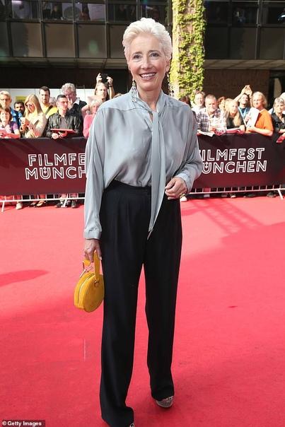 Эмма Томпсон отказалась от нового проекта из-за Джона Лассетера