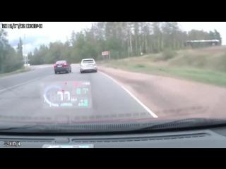 Автомобиль-невидимка в ленинградской области.