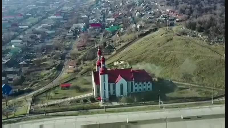 Бердянск вид с Горы 2019г