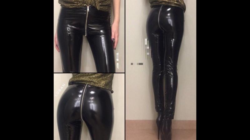 В наличии ✅ Латексные брюки G!venchy✅