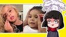 ВЫ не ПОВЕРИТЕ - Макияж детей как у ВЗРОСЛЫХ - Реакция на видео Макияж для ДЕТЕЙ от Машки Убивашки