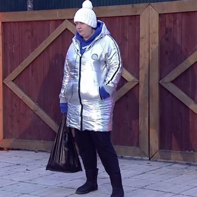 Саша Черно открывает новую моду