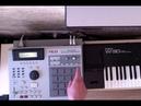 Akai MPC2000XL Roland W30 / Sound like J Dilla / Swing