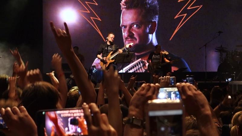 Александр Пушной The Band Все идет по плану Москва ГЛАВCLUB GREEN CONCERT 18 05 2018
