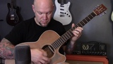 Black Metal On An Acoustic Guitar - Nargaroth - Seven Tears Are Flowing To The River