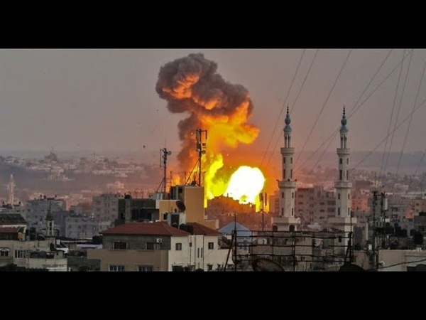 Again Under Cover Of Major News Israel Attacks Civilian Populated Gaza