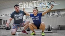 How to Snatch Beginners Guide of Olympic Weightlifting Torokhtiy Rebeka