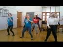 районная школа актива Отражение эпохи - танец Новое поколение