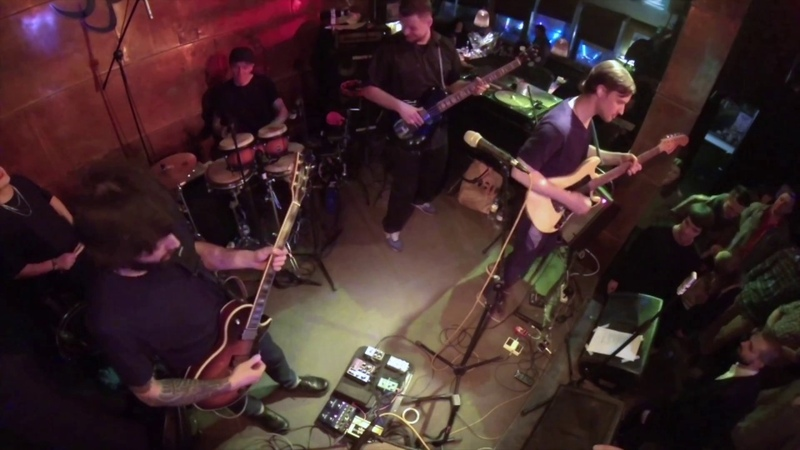 The Vicious Seeds: live at Spring Funk Attack @ Griboedov Hill, 8th of March, 2018