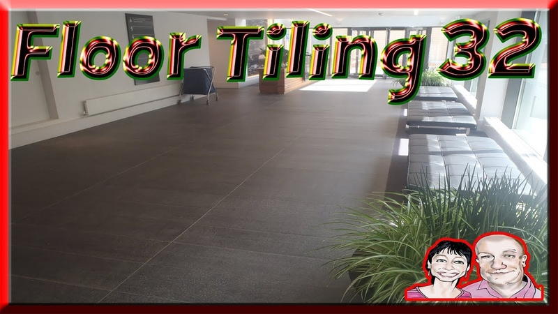 Floor tiling 32