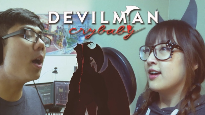 【DEVILMAN CRYBABY OST】Devilman no Uta (COVER WITH BEATBOXING) ft.Genuine