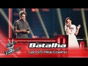 "Leo VS Rita Coelho – ""Sign of the times"" | Batalha | The Voice Portugal"