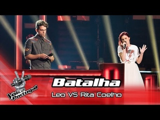 "Leo VS Rita Coelho – ""Sign of the times"" 