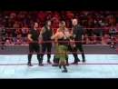 The Shield vs Baron Corbin AOP