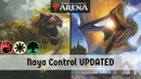 WOMBO COMBO RETURNS Zetalpa Zacama Naya Control Updated MTG Arena Deck Of The Day