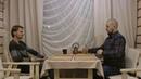 Первое интервью в вегено-сыроедческом кафе Кулинария Здоровья город Зеленоград