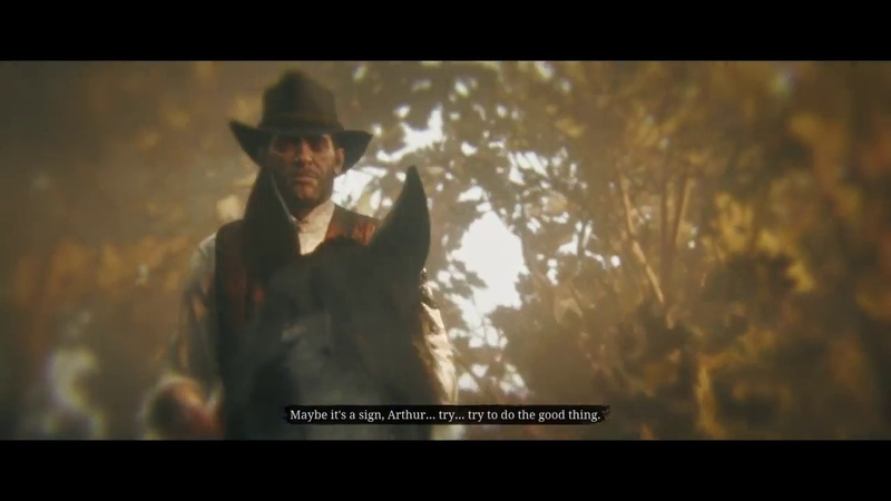Arthurs last ride song - Thats the way it is - Daniel Lanois - Red Dead Redemption 2