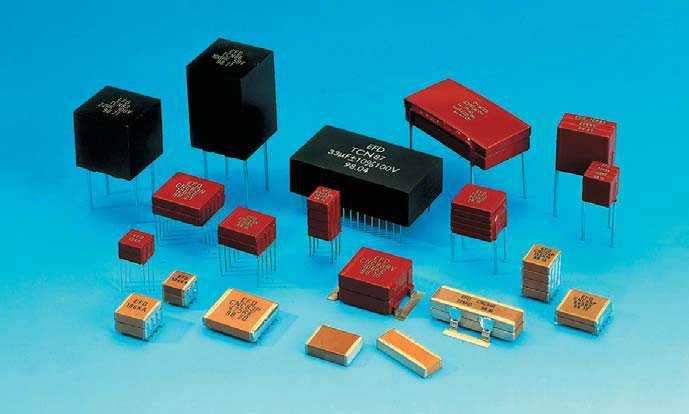 Что такое керамический конденсатор?
