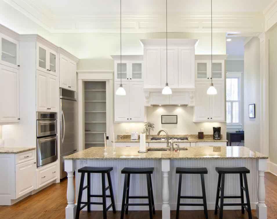 Ремоделирование кухни считается одним из самых дорогих проектов по благоустройству