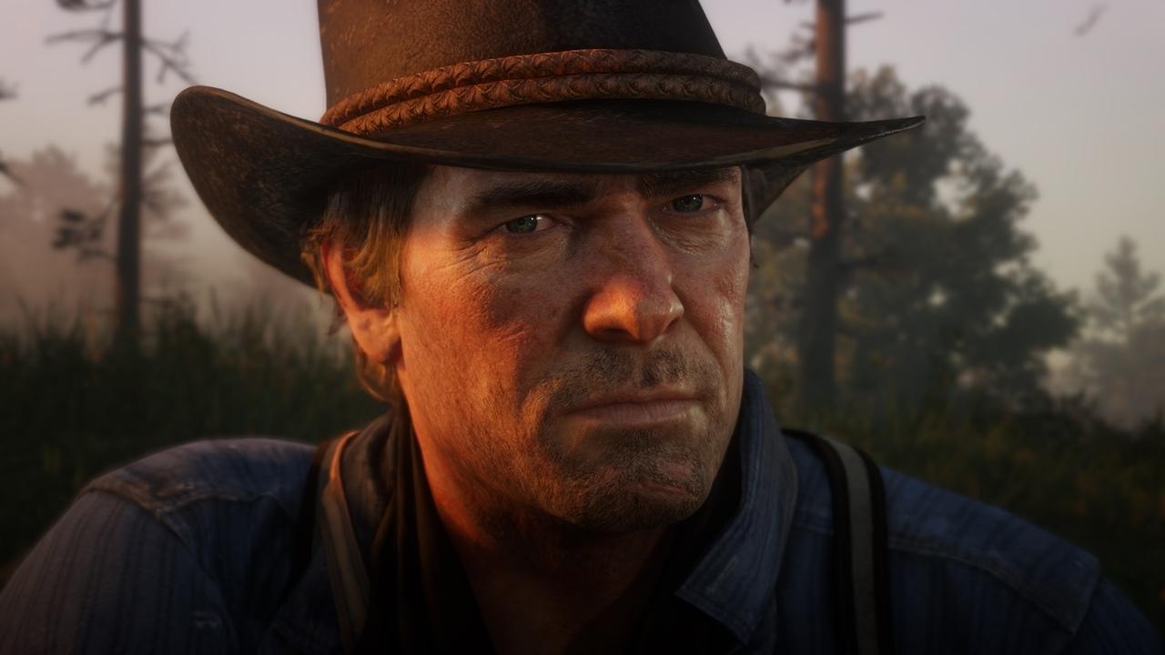 Шляпа в Red Dead Redemption 2