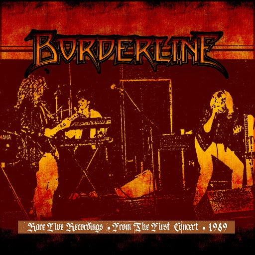 Borderline альбом Rare Live Recordings from the First Concert