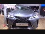 2019 Lexus UX200 2WD Luxury - Exterior And Interior Walkaround - 2018 Paris Motor Show