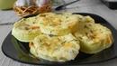 Любители кабачков оценят Вкусная закуска на скорую руку