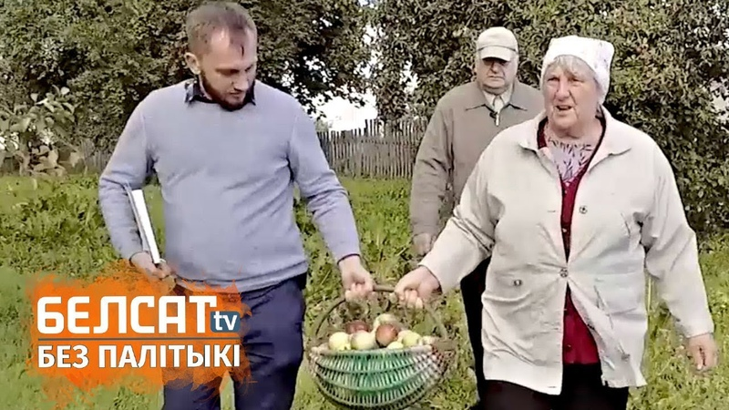 У Польшчы беларускую мову называюць літоўскай Вяскоўцы Деревня в Польше на границе с Беларусью