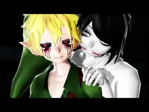 MMD Mr.Policeman [Ben Drowned X Jeff The Killer]