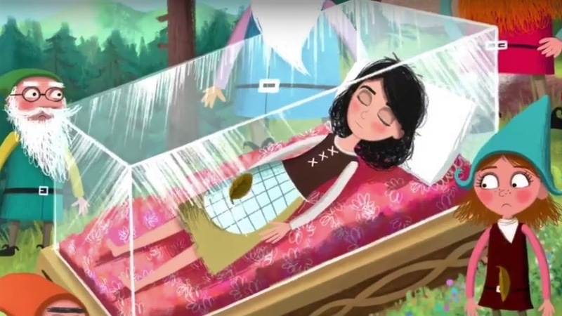 Snow White - Bedtime Fairy Tale for Kids | Interactive Storybook by Nosy Crow