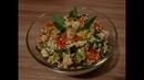 Салат Табуле с Кускусом и овощами - Вариант №2 - Как приготовить 12 01 2019