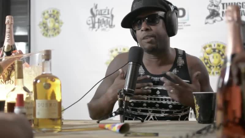 Drink Champs - Talib Kweli (Prince Story)