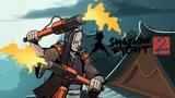 Shadow Fight 2 (БОЙ С ТЕНЬЮ 2) ПРОХОЖДЕНИЕ - КАК СРАЖАТЬСЯ ТОЛЬКО НОГАМИ