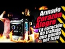 Armado Corazon Alegre La workstation que te Puedes Ganar con Droga Digital