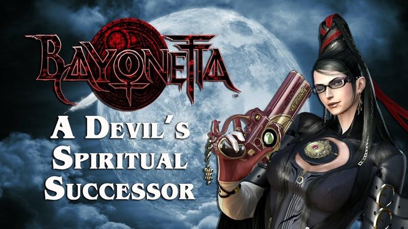 Bayonetta Retrospective A Devil's Spiritual Successor