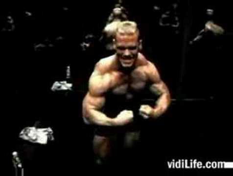John Cena Gold's Gym Ad