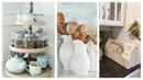 10 idéias simples para organizar sua bancada de cozinha! Coloque suas coisas em ordem sem esforço!