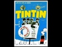 HERGE TINTIN MYSTERE TOISON OR MUSIQUE ANDRE POPP