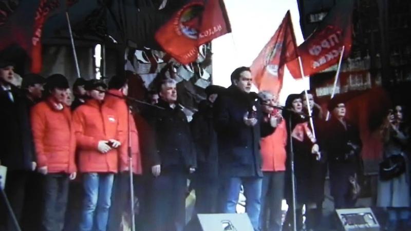 Выступление Платошкина Н.Н., в Москве 23 марта 2019